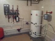 Монтаж системы отопления под ключ